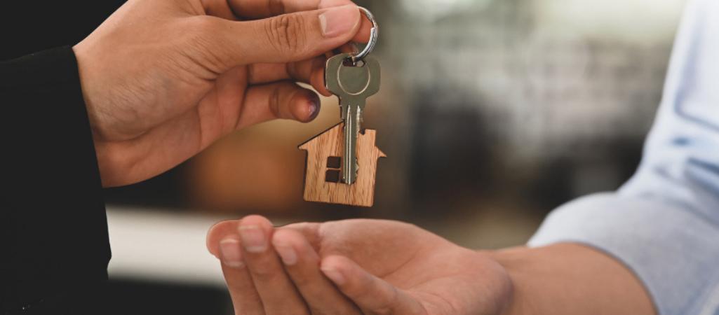 huis verkopen aan kind